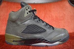 sale retailer 78766 2858f Image is loading WORN-TWICE-Nike-Air-Jordan-5-V-Retro-