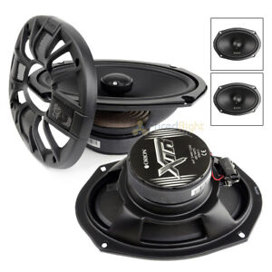 """2 Orion 6"""" x 9"""" Coaxial Speakers Max Power 450 Watts 4 Ohm Impedance XTR69.2"""