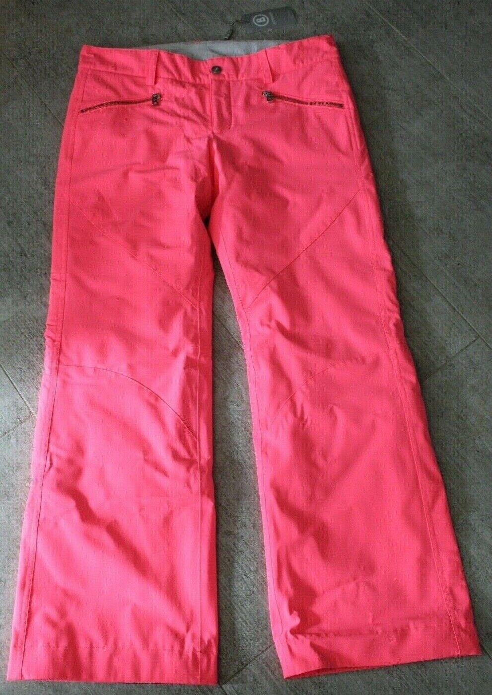 Bogner Frida to Womens Ski Trousers  Pink Pink Size M L US 10 New with Tags  free shipping on all orders