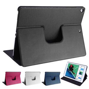 Flip-Case-iPad-2017-2018-Smart-Schutz-Huelle-Cover-Aufstellbar-Staender-Folie