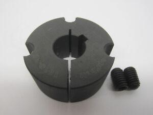 Buchse 1610 mit 20mm Bohrung Taper Keilriemenscheibe Riemenscheibe SPZ 132 x 1