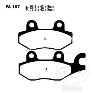 EBC-SFA-Scooter-Front-Brake-Pads-SFA197-PGO-G-Max-125-2005-2015