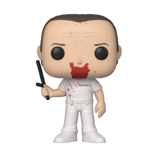 Hannibal Lecter Bloody Official the Silence of the Lambs Funko Pop Vinyl Figure