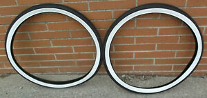 Schwinn tires s-7 jaguar typhoon Corvette Panter 26 x 2 1 3/4 pr BRICK PATTERN