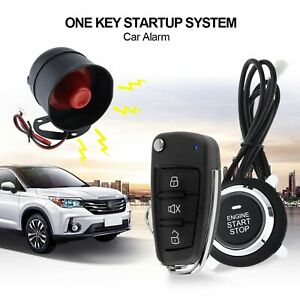 Audiovox One-Way Auto Remote Start with Keyless Entry System /& Programmable Lock