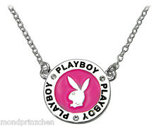 PLAYBOY Kette Bunny mit Strass