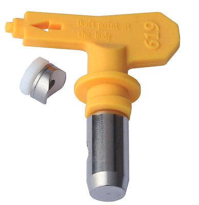 Airless Gun Tip,211/311/411~435/535/639~1219/1221.   Aftermarket.