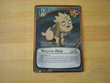 Carte Naruto Surprise Help rare !!!