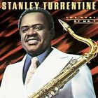 The Best of Mr. T by Stanley Turrentine (CD, Feb-1989, Fantasy)