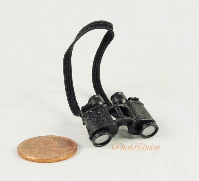 1:6 Scale Action Figure G I Joe US Soldier Officer Military Binoculars K1025_R