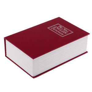 Real Paper Steel Book Booksafe Combination Lock Hidden Safe Pride and Prejudic!