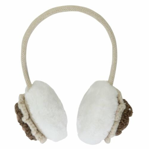 Ladies//Womens Warm Winter Ear Muffs HA189