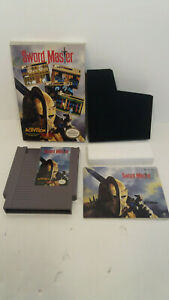 Sword-Master-Nintendo-Entertainment-System-NES-1992-Activision-COMPLETE-CIB