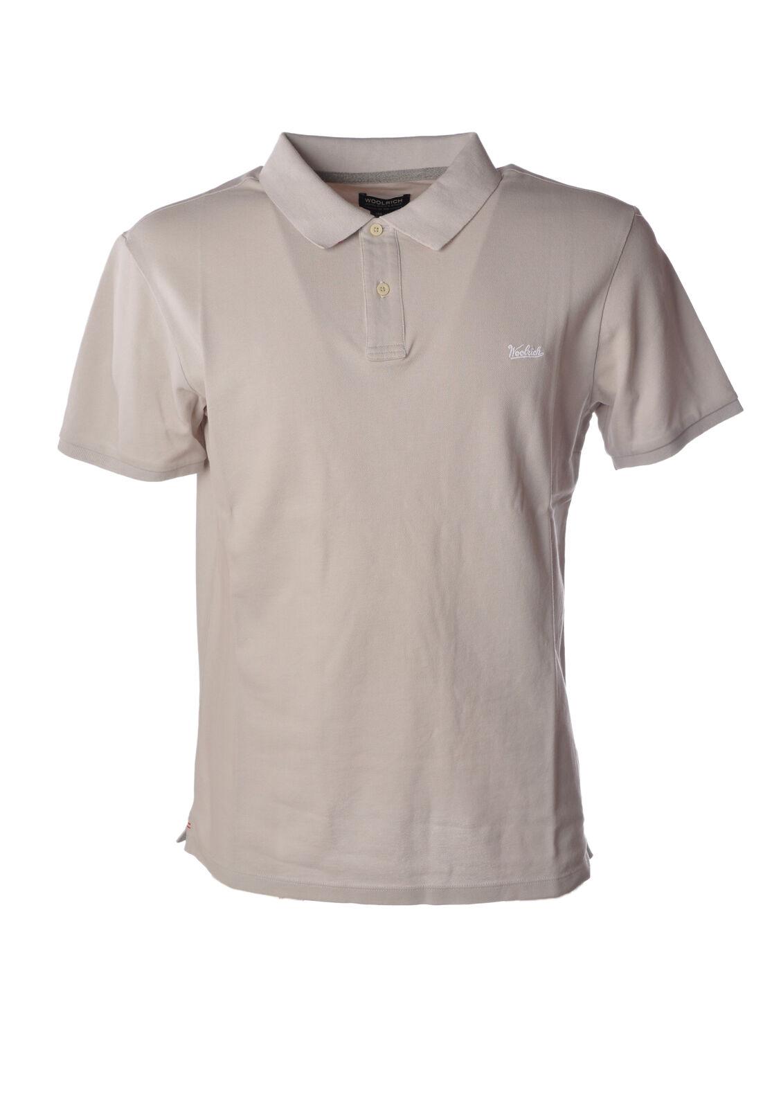 Woolrich - Topwear-Polo - Man - Weiß - 5016831G184503