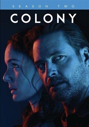 Colony Season 2 Dvd 2017 3 Disc Set For Sale Online Ebay