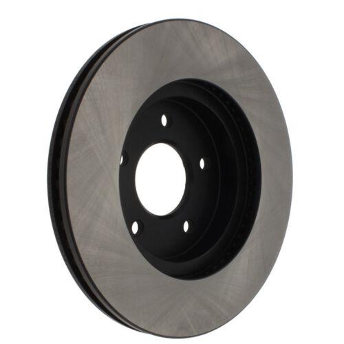 Disc Brake Rotor-Premium Disc Preferred Front Centric 120.62068
