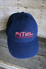 Very Rare FITEL Fusion Splicers Ball Cap Adjustable Hat Splicer Splicing Promo