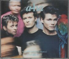 A-ha CD-SINGLE YOU ARE THE ONE ( REMIX)  (c) 1988