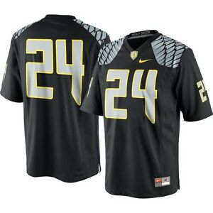 08452693c new mens 3XL nike oregon ducks football  24 replica game jersey ...