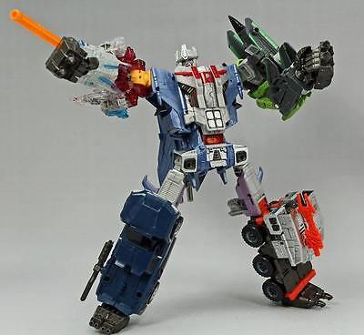 Takara Tomy Transformers Unite Warriors UW06 Grand OFFICIAL Galvatron JAPAN