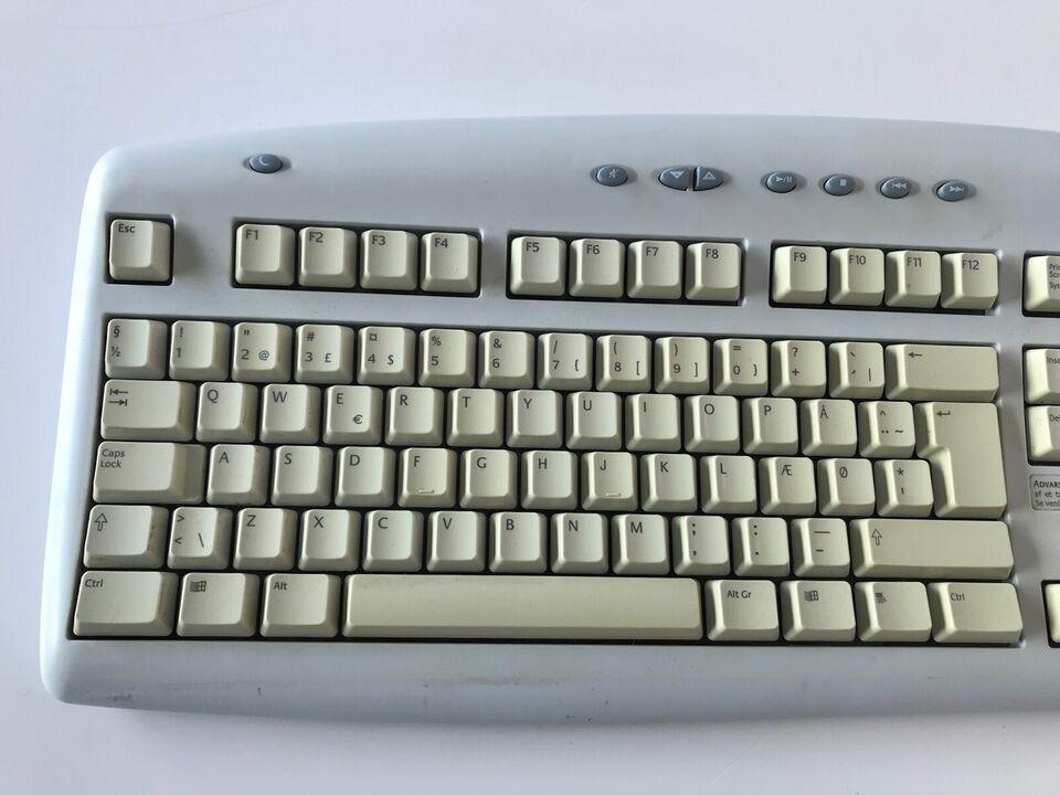 Tastatur, trådløs, Logitech