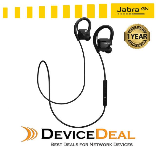 Jabra Step Wireless Stereo Headset - Black