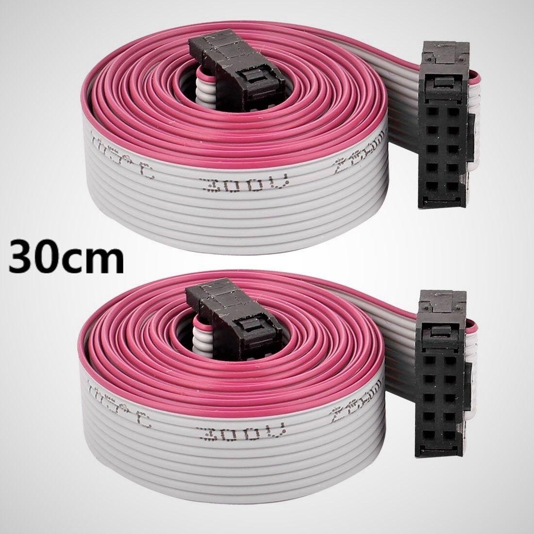 30cm LCD Cable 3D Printer Prusa MK3 Creality CR-10 Lack 2004 12864 10P