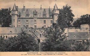 MONTRESOR-vista-panoramica-della-chateau-e-la-vieilles-Tours-bords-indre