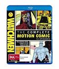 Watchmen - The Complete Motion Comic (Blu-ray, 2009)