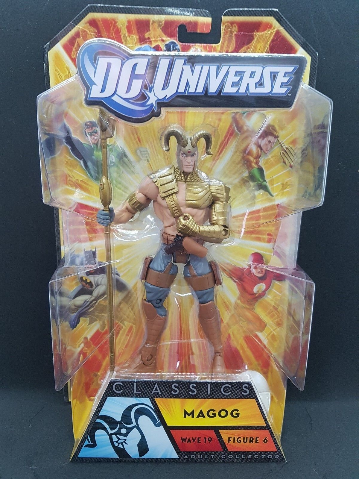DC Universe Classics Magog Action Figure - Wave 19