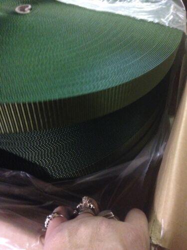 1 1//4 INCH MILITARY Bright Green SPEC Green NYLON WEBBING Strap 25 Yards 75 Feet