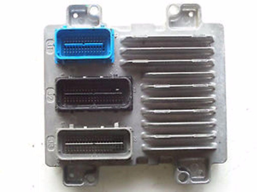 12643636 engine control module e78 ecm sierra silverado 2500 3500