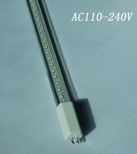 8W 2FT T5 Led G5 Fluorescent Replacement Tube Light Bulb AC 110-277V 560mm