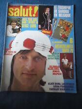 +SALUT 77/78 SARDOU HEAD CHERYL DAVE LAMA BRIAN JONES