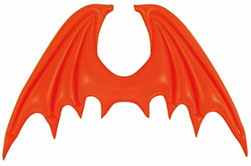 YOUEN  small ROT unisex one-Größe-fits-all for the Devil wing costume