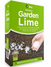 item 5 vitax granular garden lime soil conditioner improves drainage 3kg vitax granular garden lime soil conditioner improves drainage 3kg - Garden Lime