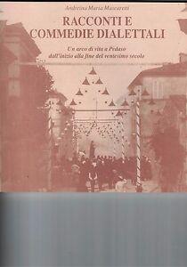 RACCONTI-E-COMMEDIE-DIALETTALI-A-M-MASCARETTI-1997