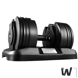 Adjustable-Dumbbell-20KG-Home-Gym-Weight-Exercise-Strength-Training-Dumbbells