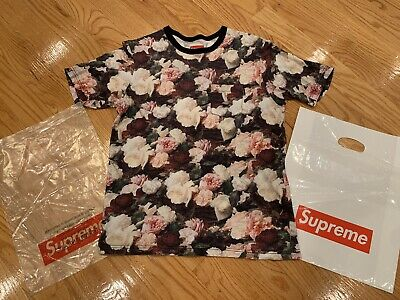 SUPREME S//S F//W CDG BOX LOGO HANES TEE WHITE PCL SHIRT PACK OF 3 SZ S-XL DS