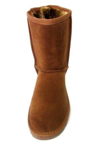 NEW Donna Donna NEW BOOT SO BRAND CLASSIC SHORT  TAN 1231 ORIGINAL 93284d