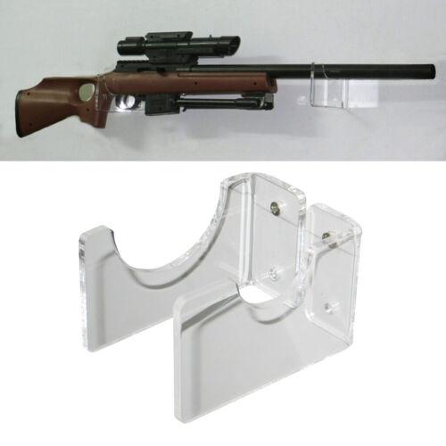 Gewehre Wandhalterung Display Musketenhalter Acryl Gewehrhalter Pistole
