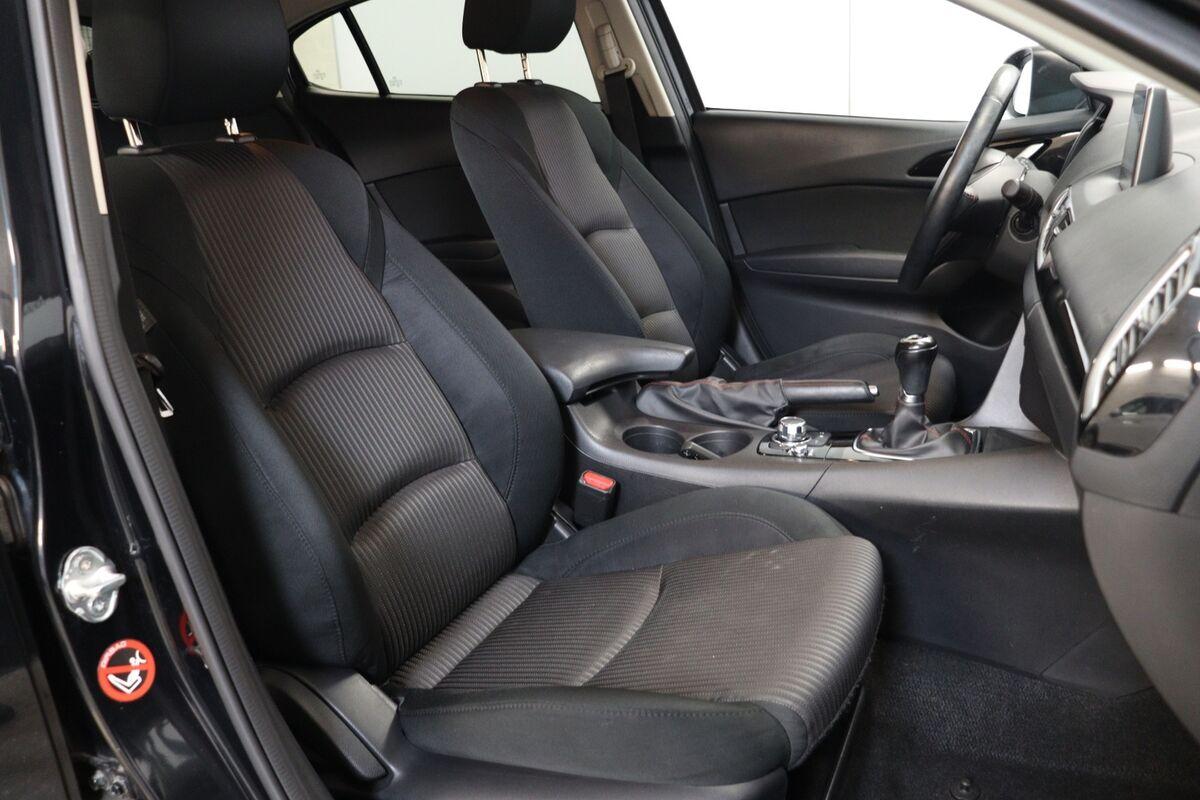 Mazda 3 2,0 Sky-G 165 Vision