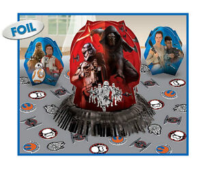 Star-Wars-Party-Supplies-Decorations-TABLE-DECORATING-KIT-Genuine-Licensed