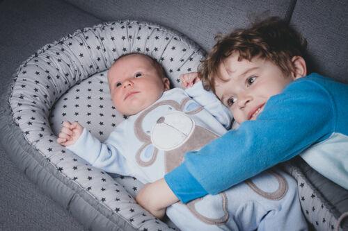 Premium Baby Pod nid Newborn réversible Cocoon Lit Nouveau-né Coussin Sleepyhead