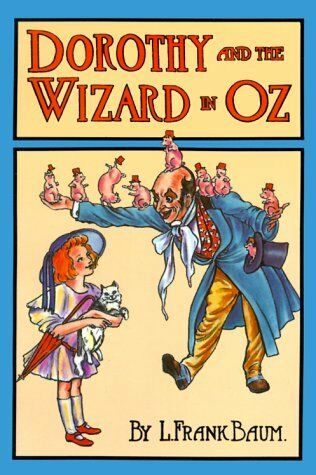 1 of 1 - Dorothy and the Wizard in Oz (Dover Childrens Cla