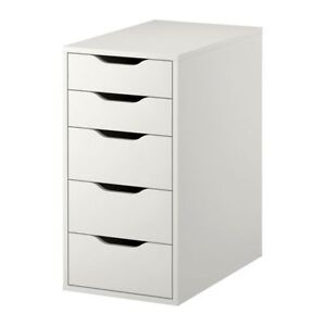 High Quality Image Is Loading Ikea Alex Drawer Unit Home Office Room Storage
