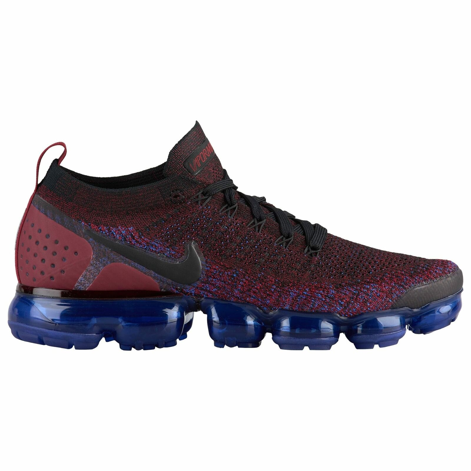 b364140eff Nike Air Vapormax Flyknit Men's Black Black Team Red Racer 42842006 2 bluee  nzuxzn5557-Athletic Shoes