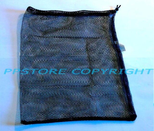 Swim Dive Snorkel Musk Goggles Scuba 12 X 8 Multi Purposes Mesh Drawstring Bag