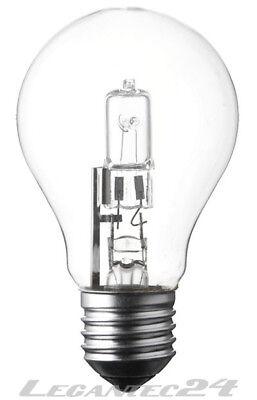 Aspirante Agl 230v 42w E27 60x105mm Chiaro Lampada Lampadina Pera 230 Volt 42 Watt Nuovo-