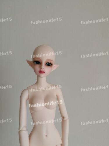 1//6 Bjd Doll Girl asia Free Face Make UP+Eyes-human body
